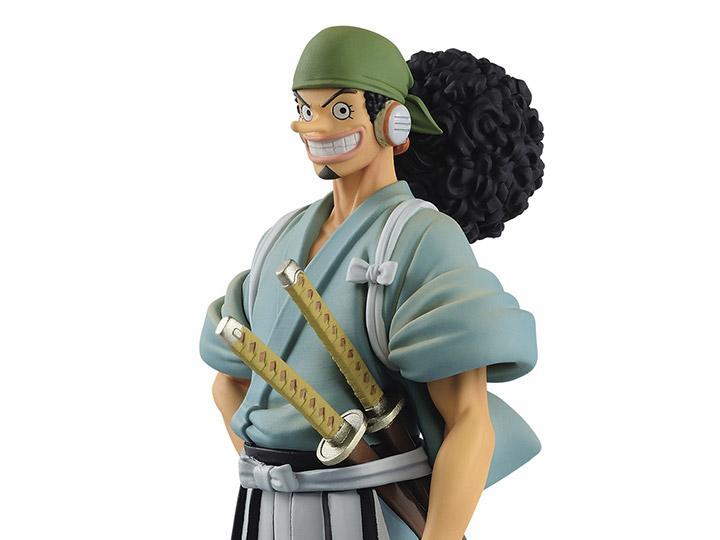 Usopp Wano Kuni Banpresto MNK1108 Default Title Official One Piece Merch