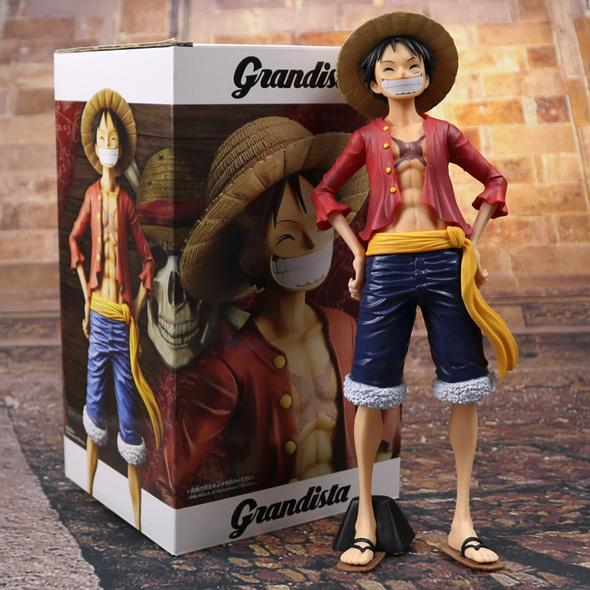 Monkey D. Luffy - Action Figure MNK1108 Default Title Official One Piece Merch