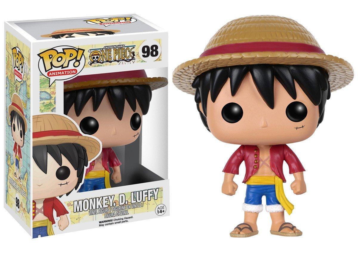Monkey D. Luffy - Funko Pop MNK1108 Default Title Official One Piece Merch