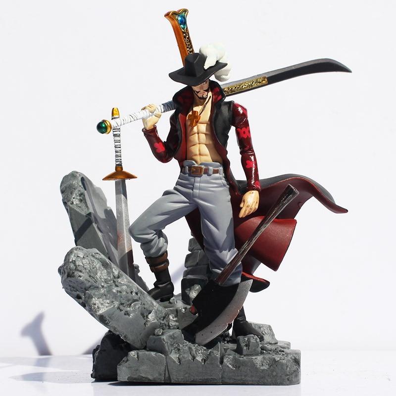 Dracule Mihawk - Action Figure MNK1108 Default Title Official One Piece Merch