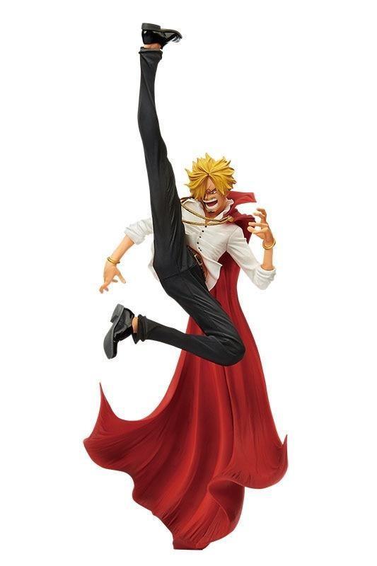 Vinsmoke Sanji - World Figure Colosseum - Banpresto MNK1108 Default Title Official One Piece Merch