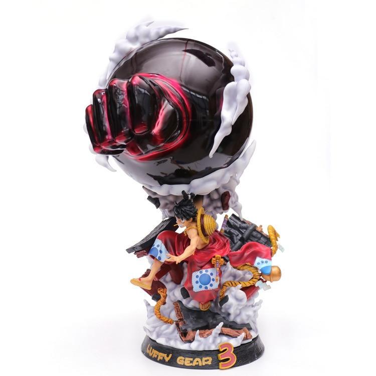 Luffytaro Gear 3 Statue MNK1108 Default Title Official One Piece Merch