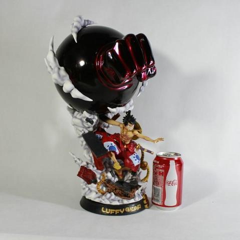 Luffytaro-monkey D. Luffy-wano country-One piece-statue