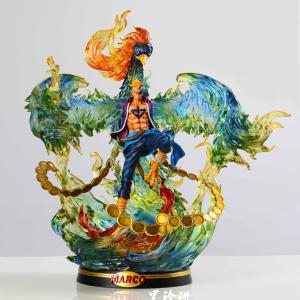 Marco The Phoenix Statue MNK1108 Default Title Official One Piece Merch