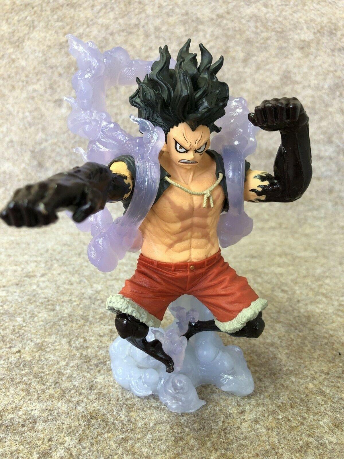 Luffy Snake Man-King Of Artist- Banpresto Figure MNK1108 Default Title Official One Piece Merch