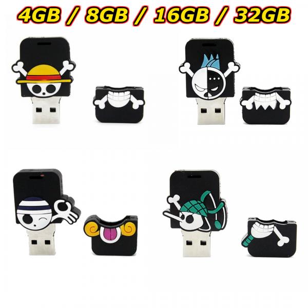 One Piece USB Memory Stick MNK1108 4GB / Luffy Official One Piece Merch