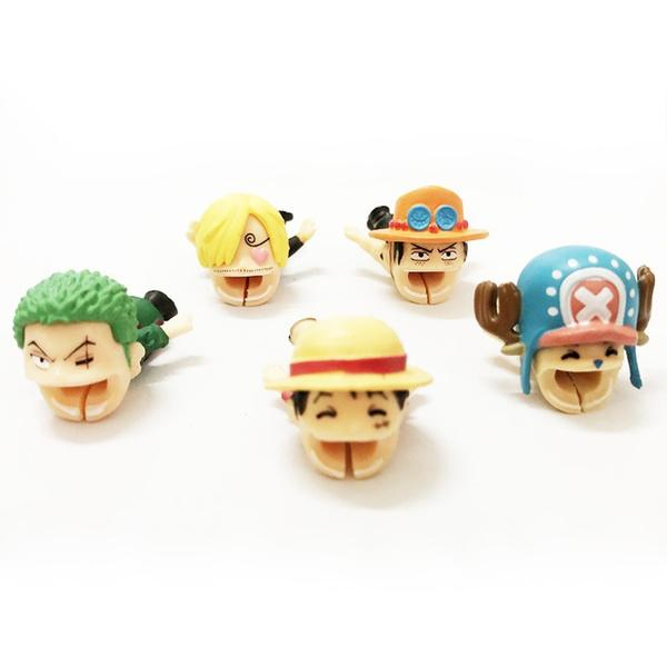 Cable Protectors MNK1108 Luffy Official One Piece Merch