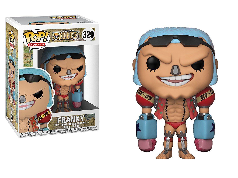 Franky - Funko Pop MNK1108 Default Title Official One Piece Merch