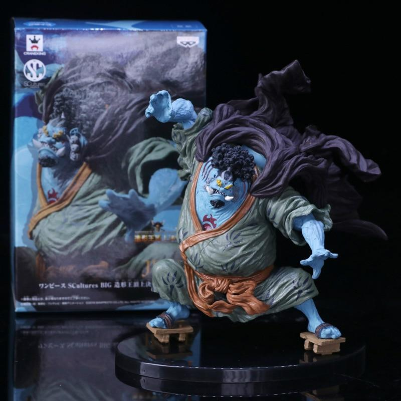 Jinbe - Fight Version - Action Figure MNK1108 Without Box Official One Piece Merch