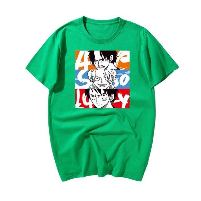 Dark Green / XL Official One Piece Merch