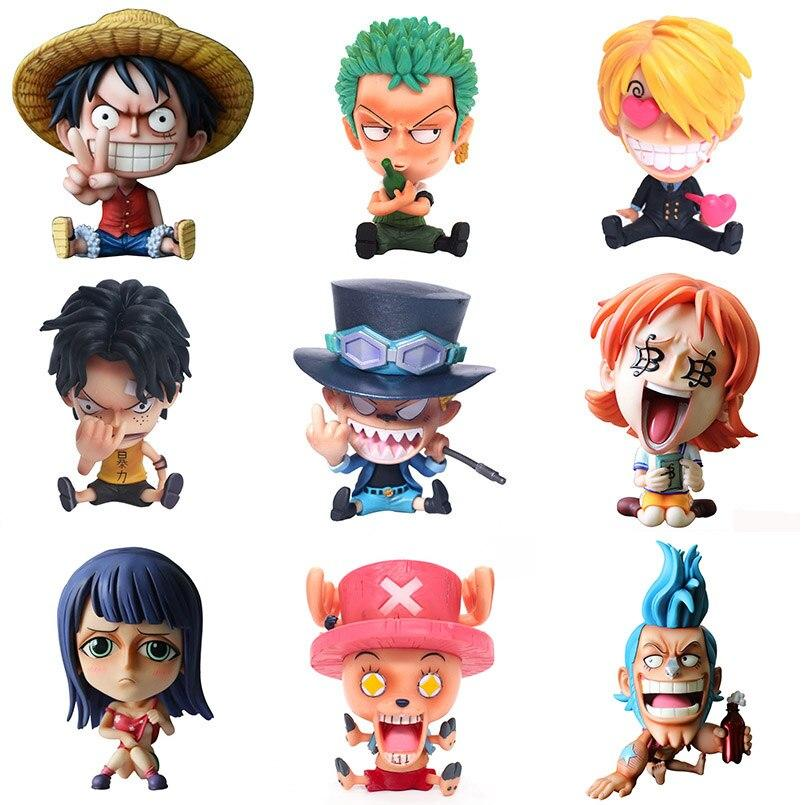 One Piece Mini Figures MNK1108 Zoro Official One Piece Merch
