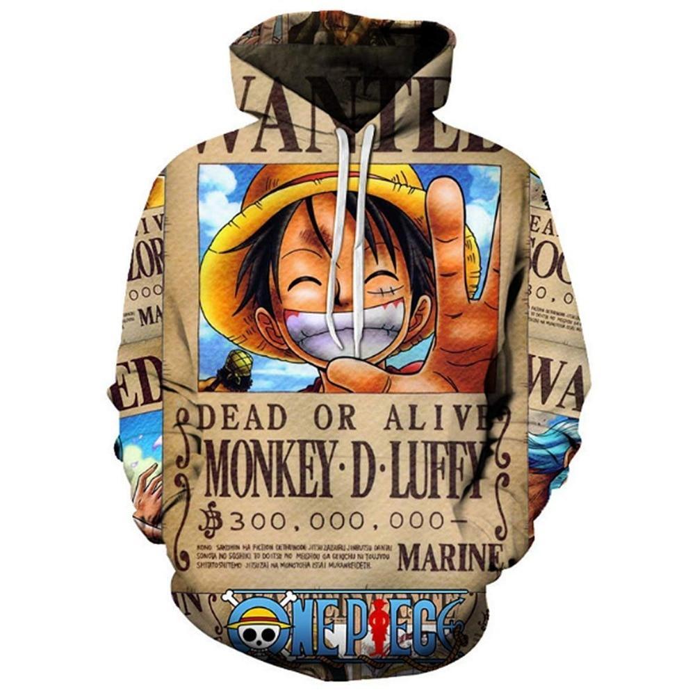XL Official One Piece Merch