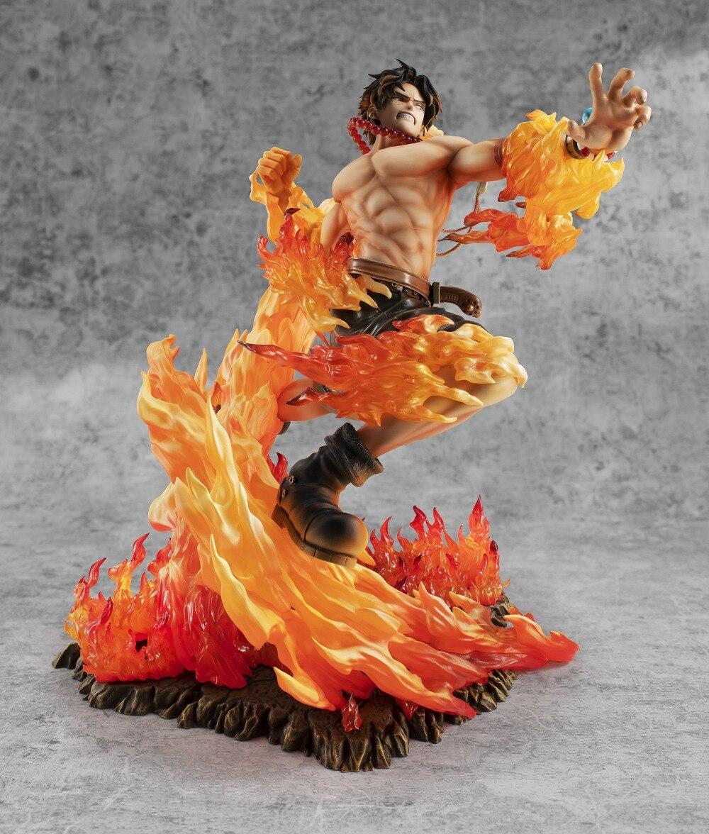 Fire Fist Portgas D. Ace MNK1108 Default Title Official One Piece Merch