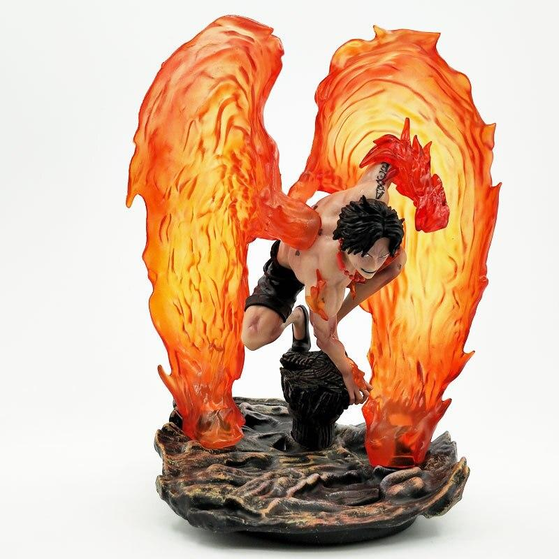 Portgas D. Ace - Wings Of Fire MNK1108 Default Title Official One Piece Merch