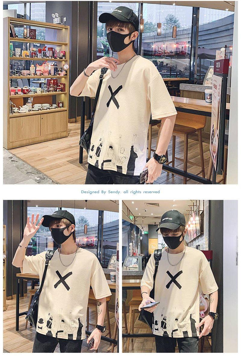 White / XXL Official One Piece Merch