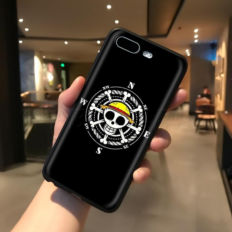 One Piece Jolly Roger Compass iPhone Case ANM0608 for iPhone 5 5s se Official One Piece Merch