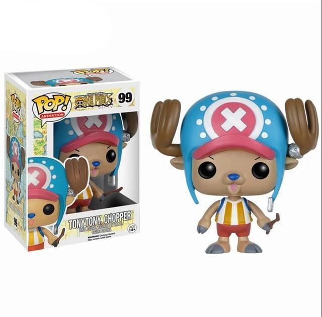 Tony Tony Chopper - Funko Pop MNK1108 Default Title Official One Piece Merch