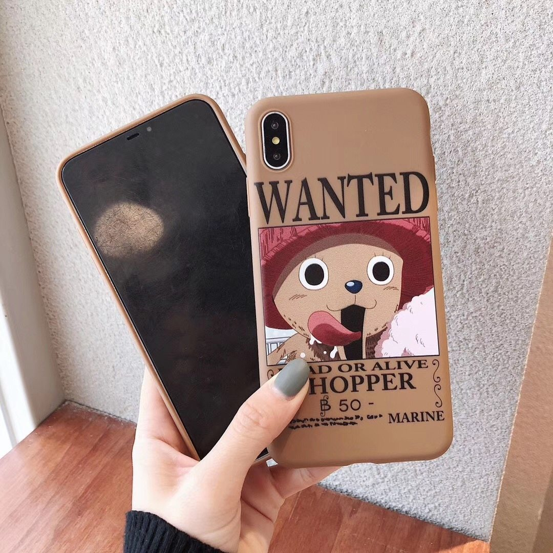 For iPhone 6 6S Plus Official One Piece Merch