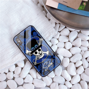 One Piece Sabo Jolly Roger iPhone Case ANM0608 For iphone 5 5S SE Official One Piece Merch