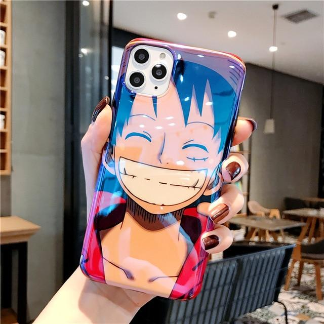 One Piece Luffy iPhone Case ANM0608 for iphone 6 6S Official One Piece Merch