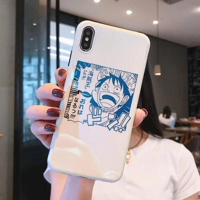 for iphone 6 6S / Purple Official One Piece Merch