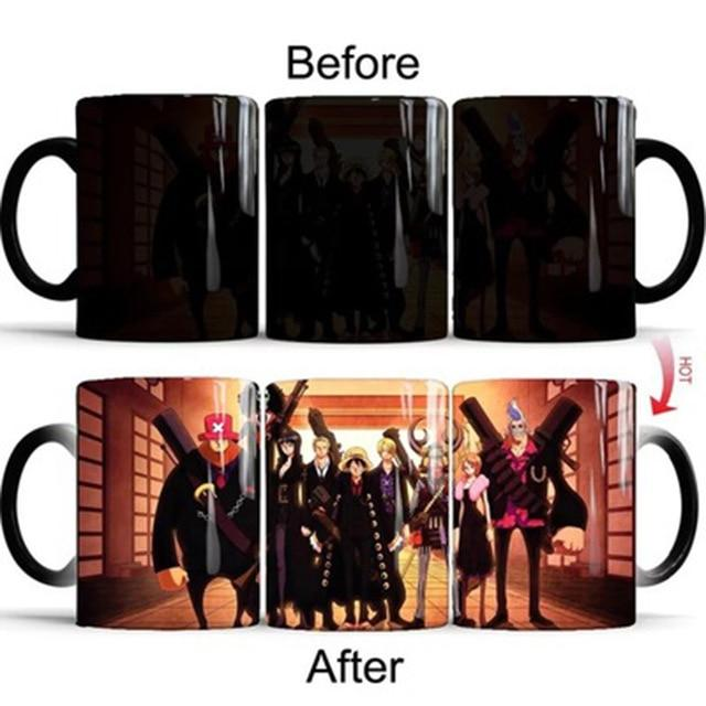 One Piece Strong World The Movie Color Changing Mug Cup ANM0608 Default Title Official One Piece Merch