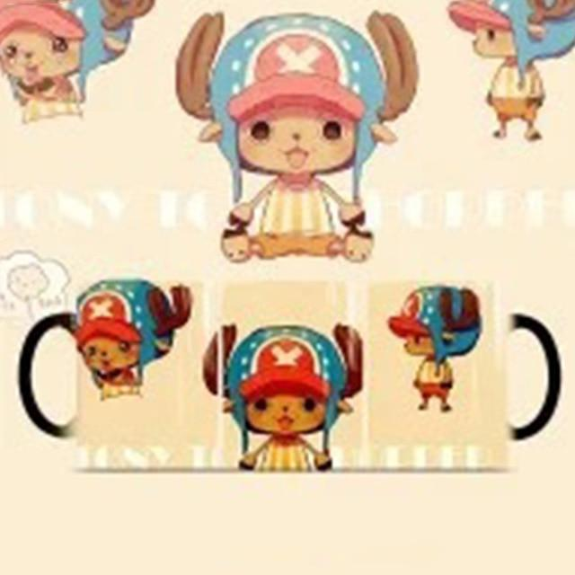 One Piece Tony Tony Chopper Coffee Mug Cup ANM0608 Default Title Official One Piece Merch