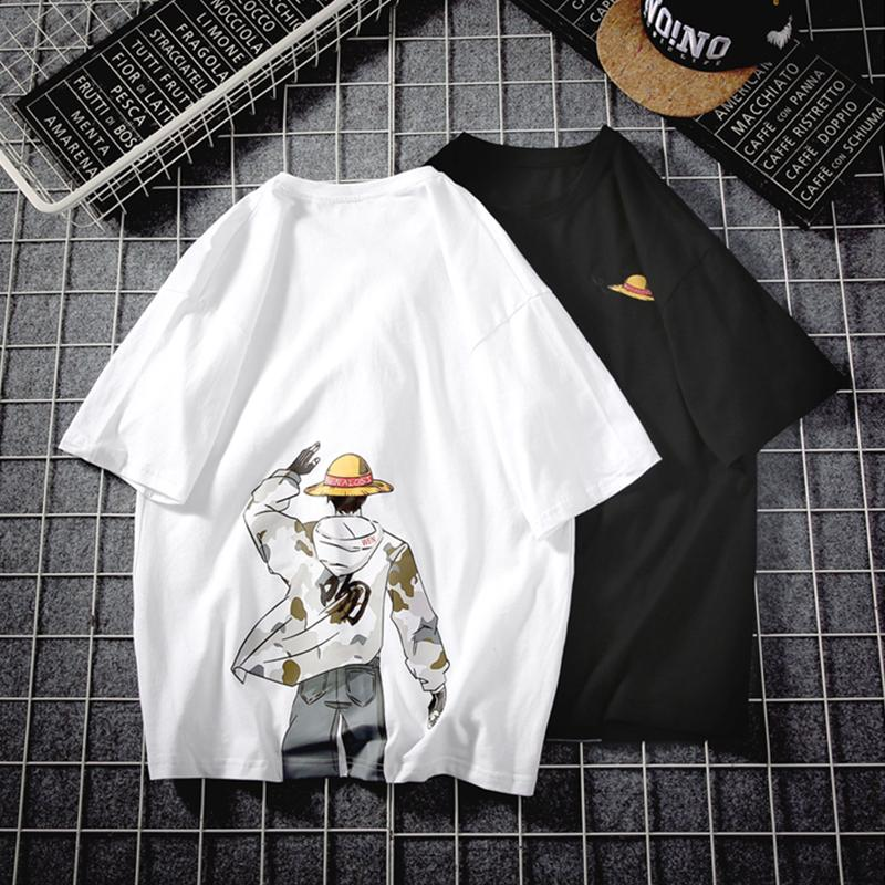 White / L Official One Piece Merch