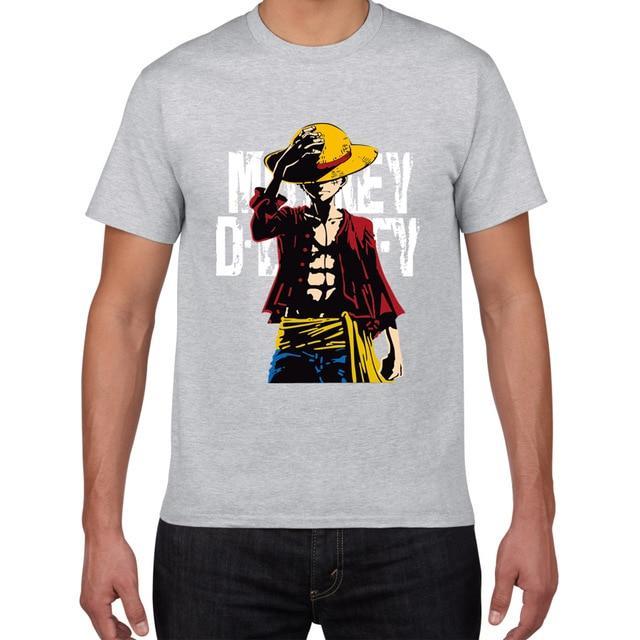 Dark Grey / M Official One Piece Merch