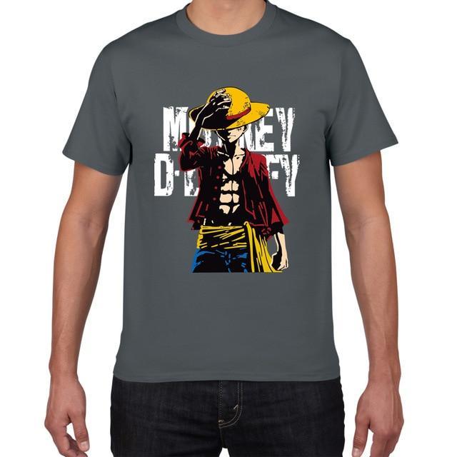 Grey / L Official One Piece Merch
