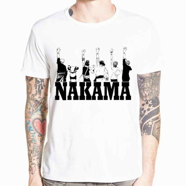 One Piece Nakama T-Shirt ANM0608 S Official One Piece Merch