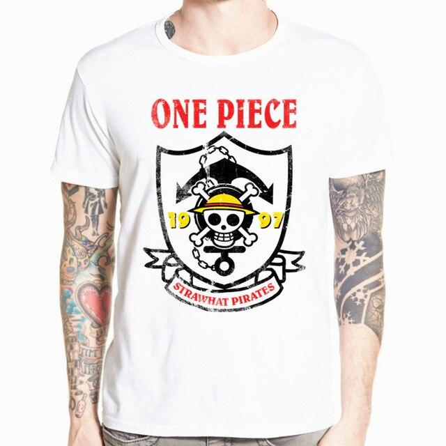 One Piece Straw Hat Pirates 1997 T-Shirt ANM0608 S Official One Piece Merch