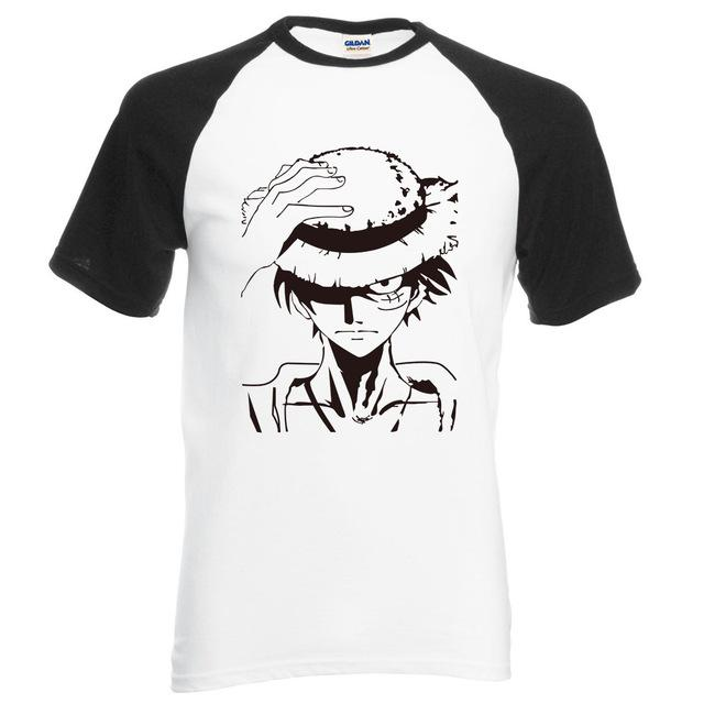 Black / M Official One Piece Merch