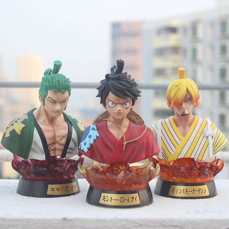 LED Head Portraits - One Piece MNK1108 Zoro Official One Piece Merch