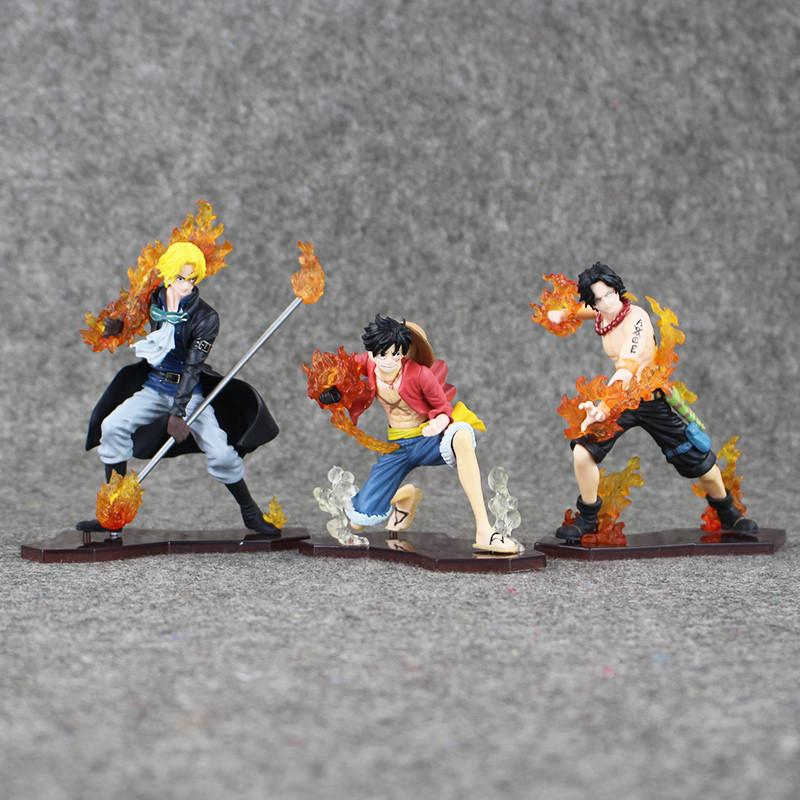 The 3 Brothers - Luffy, Ace, Sabo - One Piece MNK1108 Default Title Official One Piece Merch