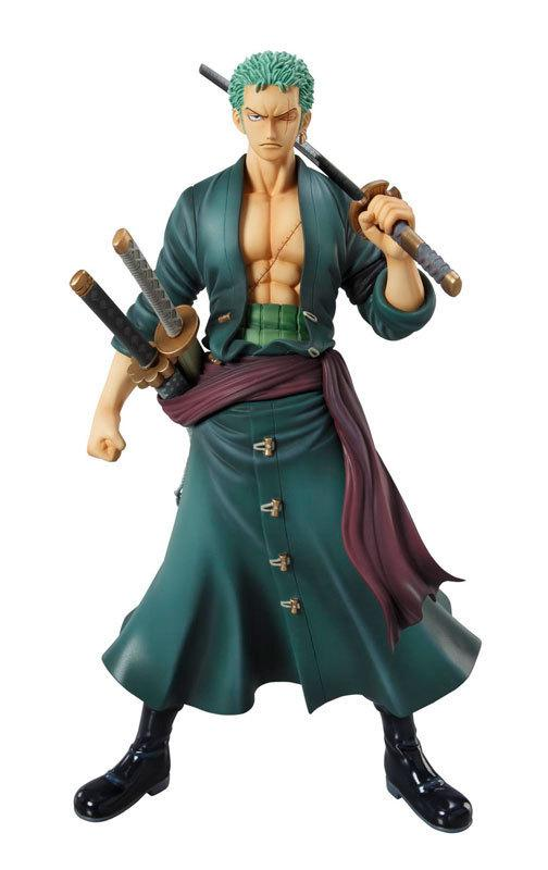Roronoa Zoro - Collectible Model - One Piece MNK1108 Default Title Official One Piece Merch