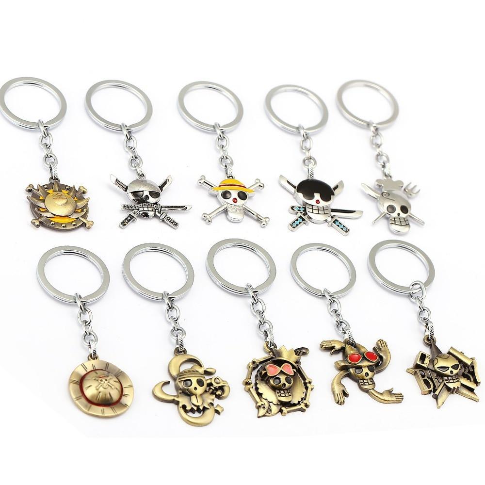 Mugiwara's Keychain - One Piece MNK1108 Zoro 1 Official One Piece Merch