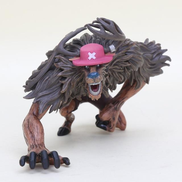 Tony Tony Chopper - Monster Version - Action Figure MNK1108 Chopper box Official One Piece Merch