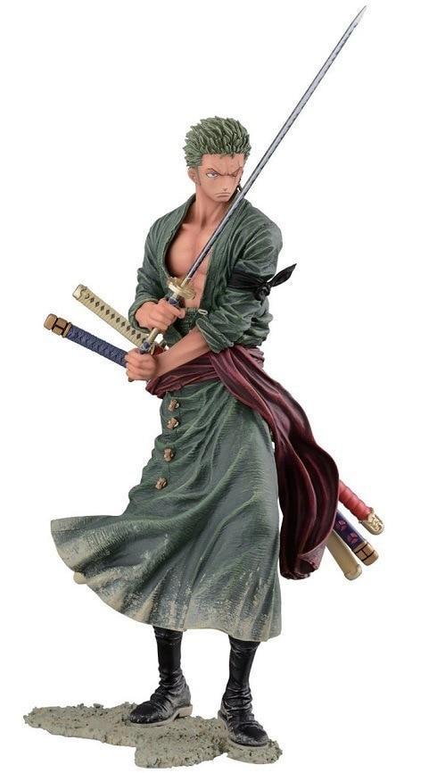 Roronoa Zoro - Action Figure MNK1108 Default Title Official One Piece Merch
