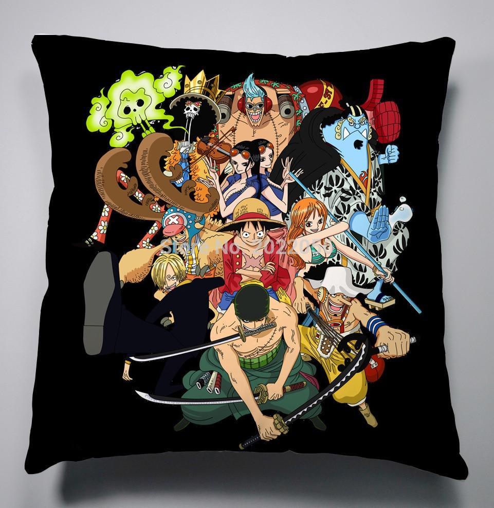 One Piece Pillow Case MNK1108 Default Title Official One Piece Merch