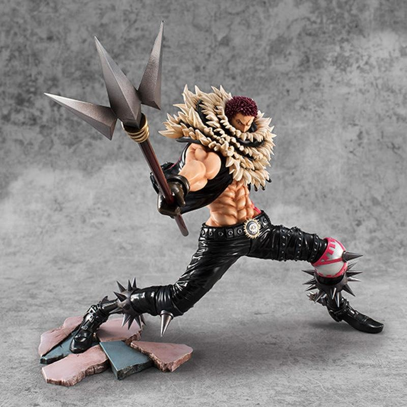 Charlotte Katakuri - Battle Version - Action Figure MNK1108 with package Official One Piece Merch