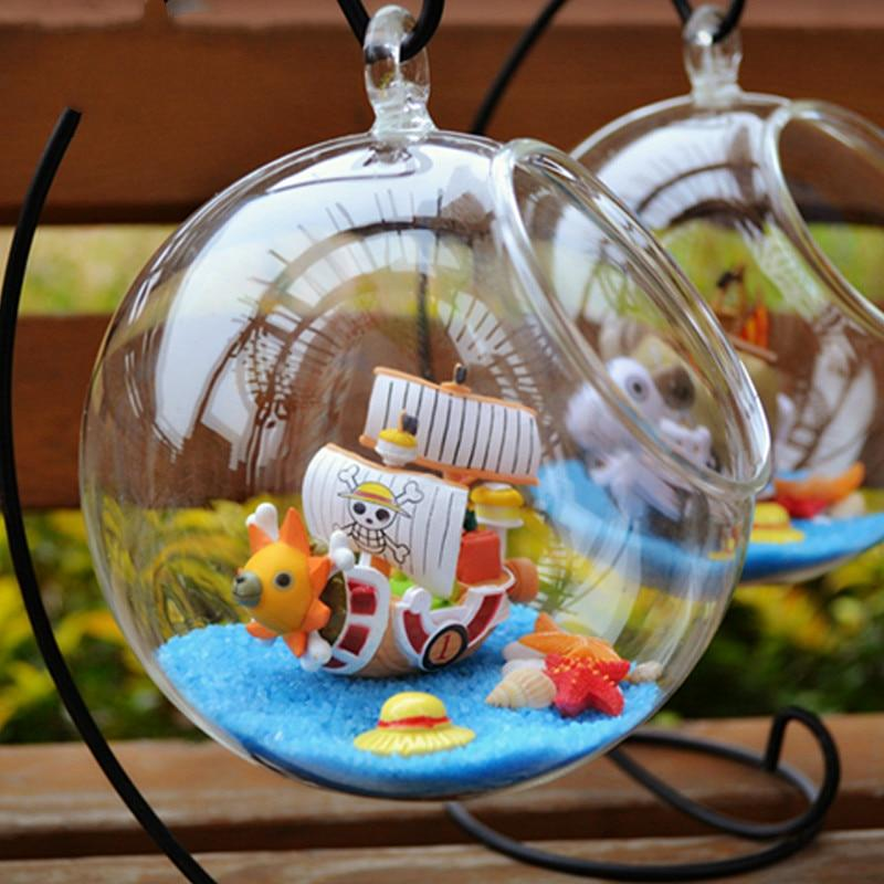 Going Merry & Thousand Sunny Glass Decor MNK1108 Merry Official One Piece Merch