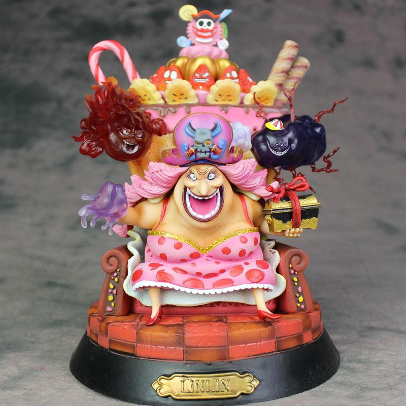 Big Mom - Four Emperors - Action Figure MNK1108 Default Title Official One Piece Merch