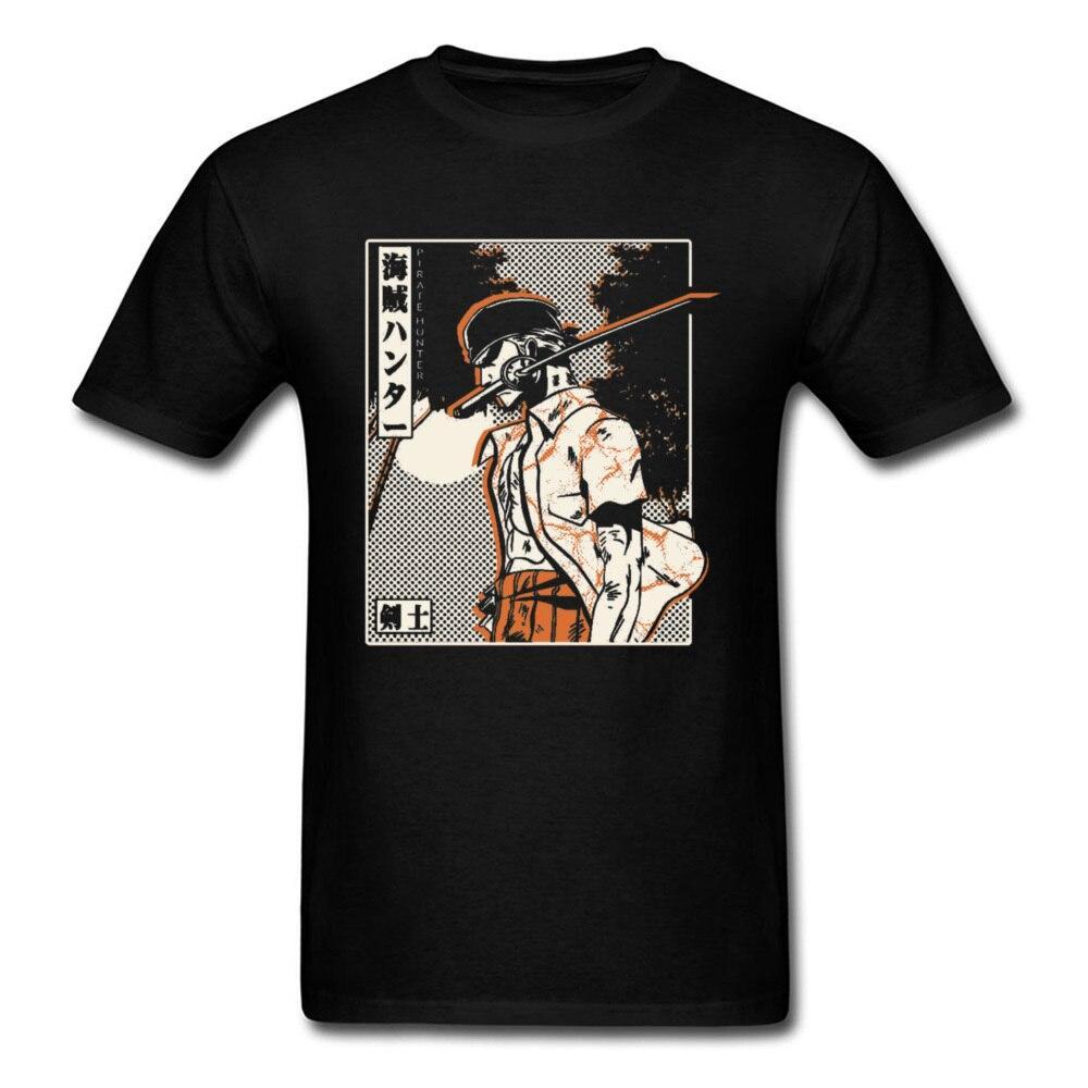 One Piece Bounty Hunter Roronoa Zoro T-Shirt ANM0608 XS Official One Piece Merch