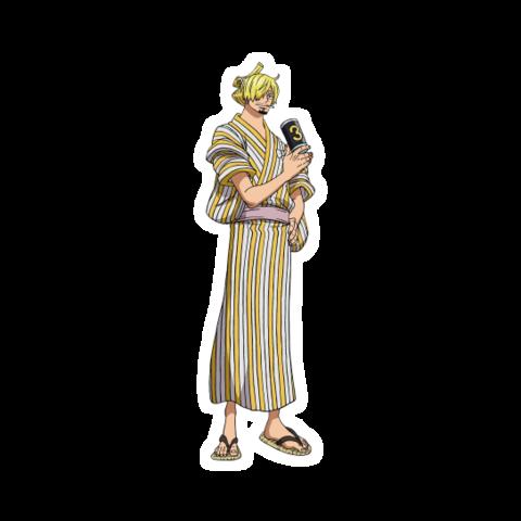 Sanji dono wano arc