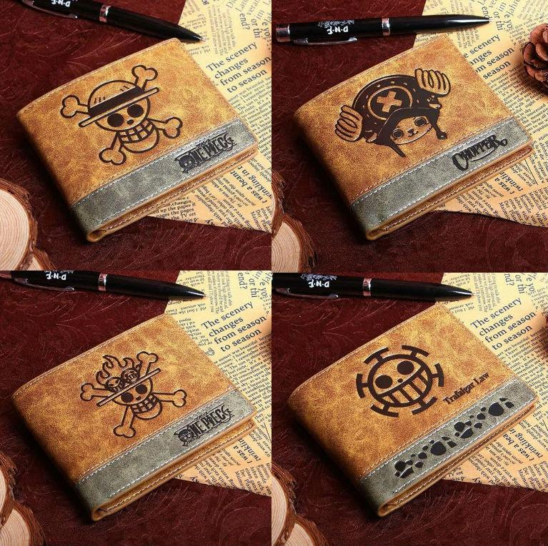 One Piece Wallet MNK1108 Luffy Official One Piece Merch